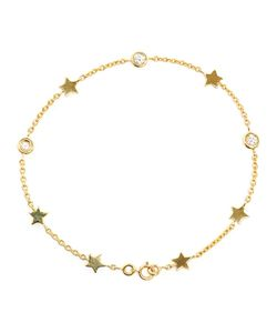 LUIS MIGUEL HOWARD | 18kt And Diamond Star Bracelet