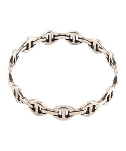HOORSENBUHS | Sterling Bridal Link Bracelet From