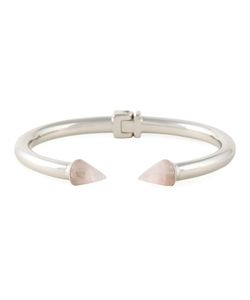 VITA FEDE | -Tone And Spiked Edges Bangle From