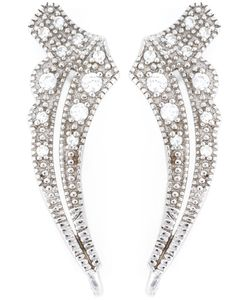 V JEWELLERY | Deco Apollo Earrings