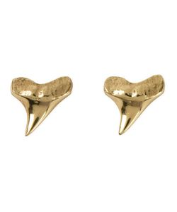 NEKTAR DE STAGNI | Shark Tooth Earrings