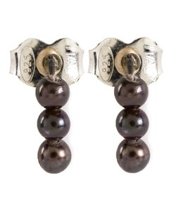 HENSON | Pearl Stud Earrings From