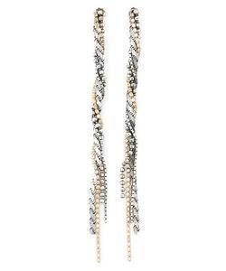 PURO IOSSELLIANI | Tangled Pendant Earrings