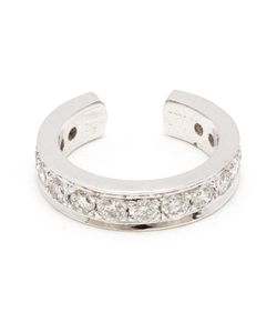 JAGGA   18kt Diamond Ear Cuff From