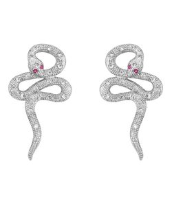 V JEWELLERY | Mythos Serpent Earrings