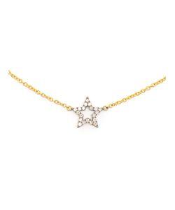 ROSA DE LA CRUZ   Ожерелье С Подвеской В Форме Звезды