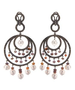 PAOLO PIOVAN | 18kt Chandelier Earrings