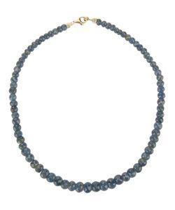 UZERAI EDITS | Rough Sapphire Necklace