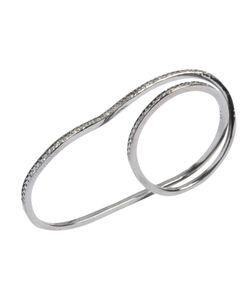 FIYA | Double Band Diamond Ring