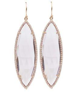 IRENE NEUWIRTH | Of France Amethyst And Diamond Earrings