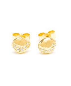 NATASHA COLLIS | Diamond Stud Earings