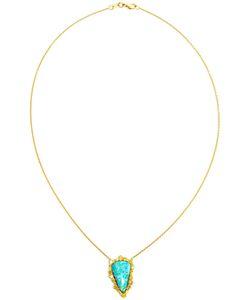 KIMBERLY MCDONALD | 18kt Opal Boulder Necklace