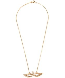 KINZ KANAAN | Wing Necklace From Featuring 14kt A Spring-Ring Fastening And 0