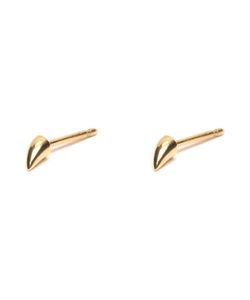 WOUTERS & HENDRIX GOLD | 18kt Claw Stud Earrings