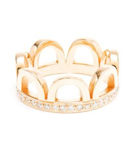 JAGGA | Diamond Crown Ring