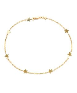 LUIS MIGUEL HOWARD | 18k Star Bracelet