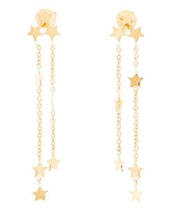 LUIS MIGUEL HOWARD | 18kt Star Earrings