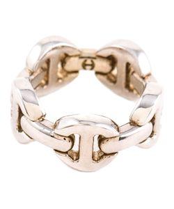 HOORSENBUHS | 18kt Tri-Link Ring From