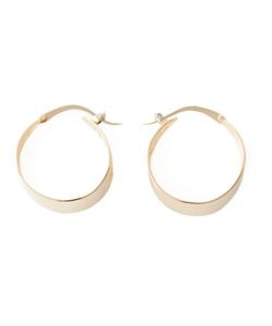 CHARLET PAR AIME | 18kt Nomade Creole Earrings From Featuring A Hook Fastening