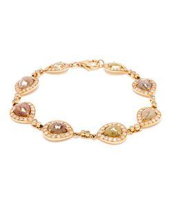 SAQQARA | Pear Drop Diamond Bracelet