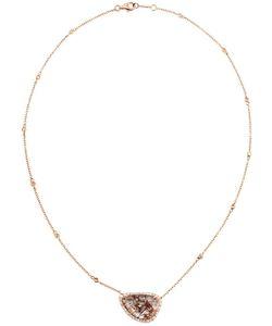SAQQARA | Sliced Diamond Necklace