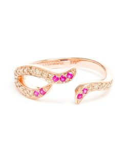 GAYDAMAK | Diamond Knuckle Ring