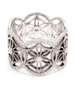 DIONEA ORCINI | Flower Of Life Diamond Ring