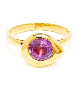 NATASHA COLLIS | Nugget Sapphire Ring