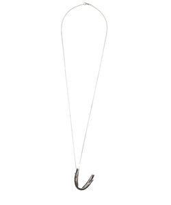 ALICE WAESE | Fish Jaw Charm Necklace