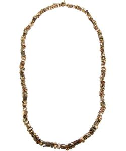 Rodrigo Otazu | Long Crystal Bead Necklace