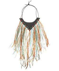 JANE BOWLER | Ожерелье С Бахромой
