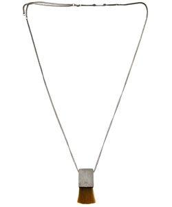 BJORG | Ожерелье С Кулоном-Кисточкой