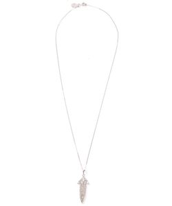 V JEWELLERY | Royal Sword Pendant Necklace