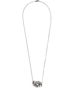 MAXIME LLORENS | Heart Crystal Pendant Necklace
