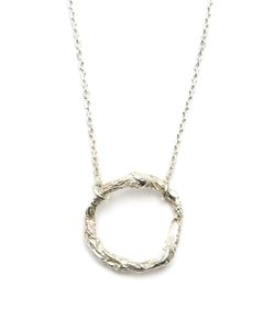 NIZA HUANG | Illusion Circle Necklace