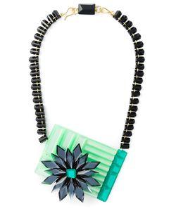 SILVIA ROSSI | Ожерелье Polynesian Wave