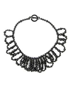 JOZICA | Beaded Bib Necklace
