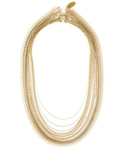 WOUTERS & HENDRIX | -Toned Metal Chain Necklace From