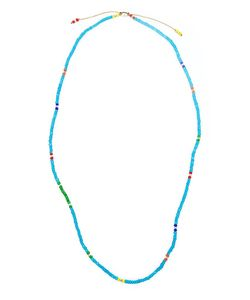 M COHEN | Glass Bead Necklace From M
