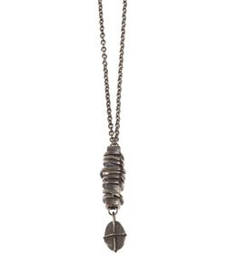 TOBIAS WISTISEN | 26grs Necklace From Featuring A Wired Pendant On A Long Chain With A Clasp Fastening