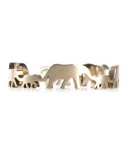 MARC ALARY | 18 Karat Elephant Ring From Featuring An Elephant Caravan Silhouette