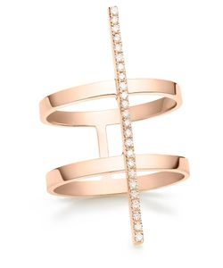 SELIN KENT | Nico Double Bar Ring