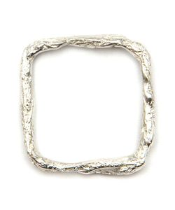 NIZA HUANG | Illusion Square Ring