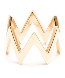 JAGGA | Zigzag Ring From