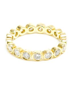JAGGA | 18kt Dots Diamond Midi Ring
