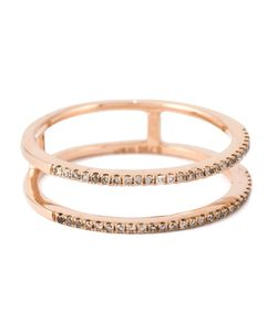 WOUTERS & HENDRIX GOLD | Diamond Double Stacked Ring