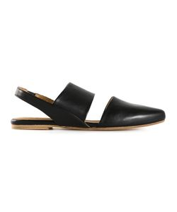 Coclico | Leather Flats From