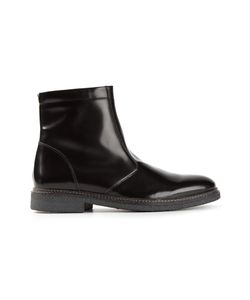 B-Store | Leather Danny Ankle Boots From