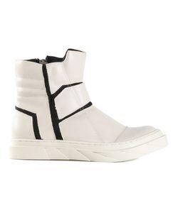 D-GNAK   Ботинки С Панельным Дизайном