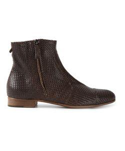 Laboratorigarbo | Плетёные Ботинки По Щиколотку